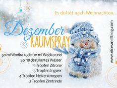 Raumspray mit ätherischen Ölen für den Winter. Thirty One Gifts, Rind, Winter Is Coming, Last Call, Gift Guide, December 1st, Crochet Hats, Messages, Seasons