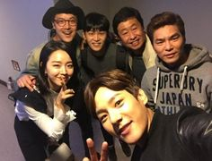 Kwak Si-yang meets his old friends from 'Oh My Ghostess' @ HanCinema :: The Korean Movie and Drama Database