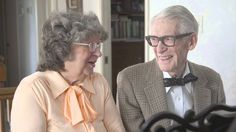 """In case you needed a good cry today, we have just the thing. These 80-year-old grandparents celebrated a milestone anniversary by playing """"Carl and Ellie's Theme"""" from UP on their vintage piano. They're so sweet and so in love and so cute and we just want to hug them forever. Take a look."""