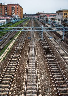 Italian Railways - Ferrovie Italiane, Rome