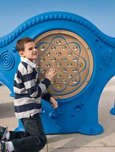Marble Panel - Sensory Play Structures & Activities - Landscape Structures