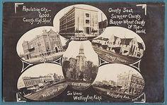Wellington, Ks 1909