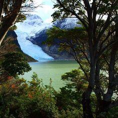 Glaciar Serrano, Parque Nacional Bernardo O'Higgins, Puerto Natales, XII Región de Magallanes. Fotografía de Miguel Angel Ramón maramon. - Photo by chilediscovery