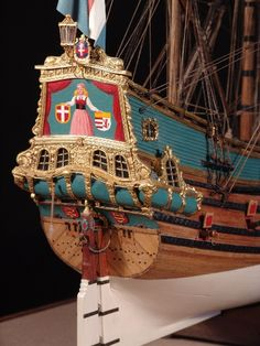 James Moore Dutch Pinas. NRG-nautical research guild ship model photographic contest winners 2011