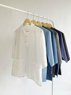 [담빛] 편안한 우리옷 담빛