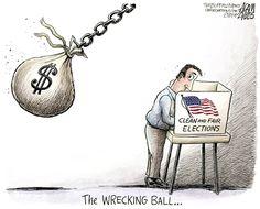Big Money in Politics