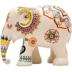 Elephant Gif, Happy Elephant, Ceramic Elephant, Elephant Sculpture, Elephant Parade, Asian Elephant, Elephant Love, Ceramic Animals, Elephant Illustration