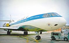 United Caravelle June 1965!  Not likely you'll find a better color close-up than this great Mel Lawrence photo on his xsacman flickr. Taken at Denver....