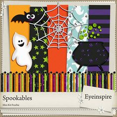 {5+5 Friday} 10 Great Halloween Clip Art and Graphic Freebies | Becoming Martha