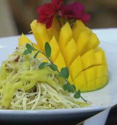 Receita apresentada pelo chef Inti Mendez, do Espa