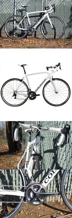 Bicycles 177831: 2016 Colnago Cx Zero Carbon 52 Cm White Shimano 105 Road Bike BUY IT NOW ONLY: $1874.99