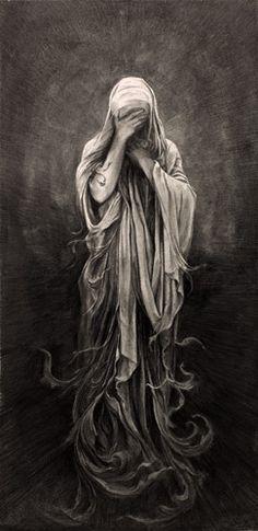 Carlos Torres Art | Death of Filigree