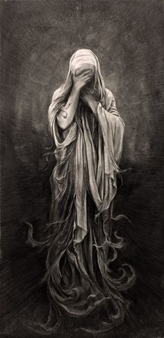 Carlos Torres Art | Death of Filigree