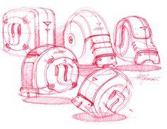 Tape measure sketch
