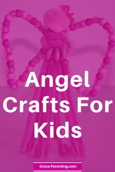 Angel Crafts For Kids. Simple and easy christian angel crafts for kids to make. Quick homeschool biblical craft for your kids to make! Bible Crafts For Kids, Bible For Kids, Crafts For Kids To Make, How To Make, Angel Crafts, Bible Lessons, Christmas Holidays, Free Printables, Craft Projects