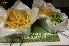 yummy vegan burger at veganburg in singapore