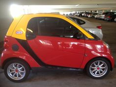 A Little Tykes Smart Car! Super creative. - Imgur