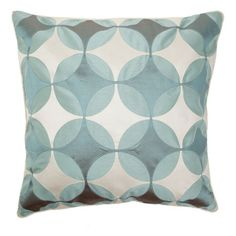 I pinned this Kaleidescope Pillow in Mineral from the EDIE event at Joss and Main!