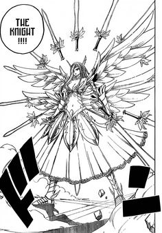 You don't want to mess with Erza