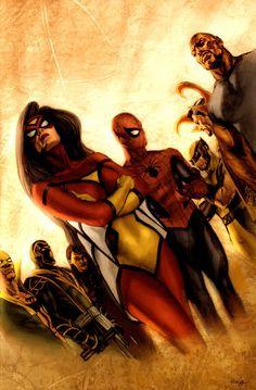New Avengers...