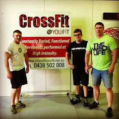 TWL on the road to regionals, dropped into see Lee and the gang at You Fit CrossFit in Mildura, VIC! Awesome box and great to meet the members! If you are ever in the area, don't hesitate to drop in! #thewodlife #crossfit #crossfitaustralia #youfitcrossfit #roadtoregionals #twlroadtoregionals2014