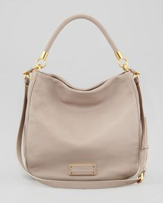 MARC by Marc Jacobs - Too Hot To Handle Hobo Bag, Tan