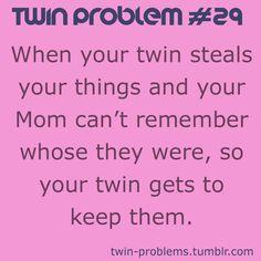 Yes it happens! Lol …