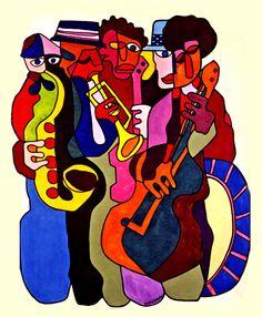 Pedro Uhart - jazz band