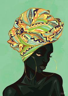Gold panther by richard méril dope art, nerdy, black girl magic, black art Black Girl Art, Black Women Art, Art Girl, Afrique Art, Black Art Pictures, Black Artwork, Afro Art, Black Artists, Dope Art