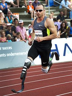 2012 Olympic Track Stars | 2012 London Olympics : Double–Amputee Track Star Turned into a sad story