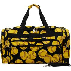 Sport Themed Prints NGIL 23' Gym, Travel, Carry on, Dance, Cheer, Duffle Bag -- Details can be found by clicking on the image. (This is an Amazon Affiliate link and I receive a commission for the sales)