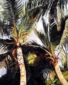 Amanda Dunbar - Trees in the Wind