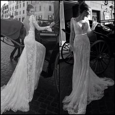 Inbal Dror ~ Israeli Designer Absolutely beautiful! - Want this dress for my wedding (in blush)!