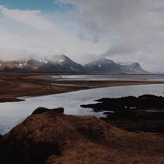 Travel photo in Iceland by TJ Tindale. Photo edited with Mastin Labs Portra 400 film emulation preset.