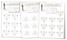 Jeu : la pyramide des additions | Bout de Gomme