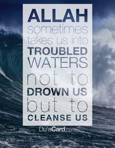 #Allah #Close #Cleanse