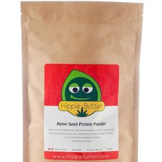 Hippie Butter Hemp Seed Protein Powder has a delicious, nutty flavor similar to sunflower seeds and pine nuts. You can use Hemp Seed Protein Powder the same way you use any other protein powder. Mix it into shakes, juices, smoothies, and yogurt. Sprinkle it on soups, cereals or fresh fruit. Our Hemp Seed Protein Powder can be used to substitute up to 1/2 of the wheat or grain flours called for in your favorite recipes.To boost the protein content to 50%. FREE SHIPPING