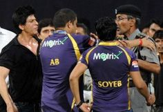 Exclusive: Audio clip of ShahRukh Khan's spat with MCA officials at Wankhede stadium