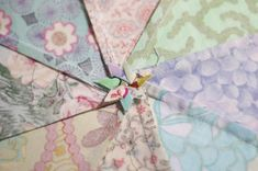 The secret to Y-seams in sewing and pressing quilt blocks