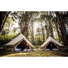 Het dubbele dak, ontworpen voor Sibley-kloktenten, biedt extra bescherming bij het gebruik van tenten in barre omstandigheden of bij het kamperen voor een langere tijd.