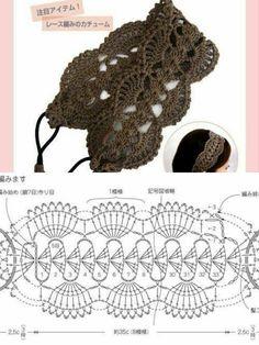Ideas Crochet Lace Bracelet Armband For 2019 Col Crochet, Crochet Belt, Crochet Patron, Crochet Headband Pattern, Crochet Lace Edging, Crochet Hats, Lace Bracelet, Crochet Bracelet, Crochet Earrings