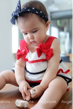 100 cotton 3 piece set of sleeveless tunic shorts and bow head band Money back satisfaction guarantee Made in China Soft nautical coloured frill