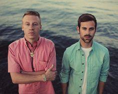 Macklemore (aka Ben Haggerty) & Ryan Lewis