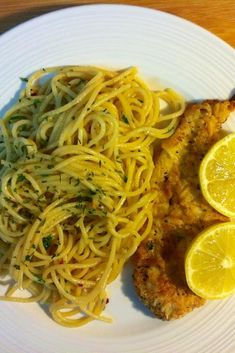 Lemon Chicken Piccata recipe with 420 calories.