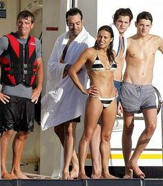 Justin Bieber And Michelle Rodriguez Caught ON A Yacht Together In Ibiza, Spain