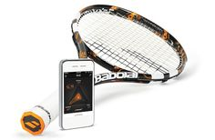 Babolat Play Pure Drive Connected Tennis Raquet - the world's first app-connected tennis racquet!