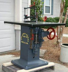 Atlantic Works Inc. - Atlantic Works Spindle Shaper/Sander