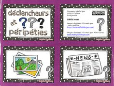 Cartes d'images pour l'écriture durant les 5Q Teaching French, Teaching Writing, Teaching Resources, Work On Writing, Writing Tips, Teachers Corner, French Resources, Daily 5, Teaching Materials