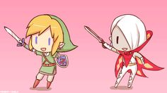 Let's dance with Ghirahim x')