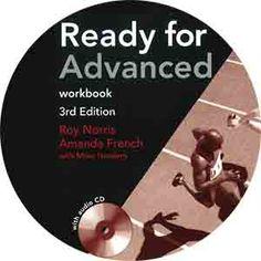 Ready for Advanced 3rd Edition Workbook Audio CD pdf ebook download English Books Pdf, Learn English, Ielts, Ebook Pdf, Audio, Teaching, Free, Learning English, Education